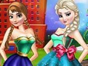 Karlar Ülkesi Elsa ve Anna