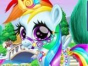 Rainbow Pony Bakımı