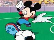 Sevimli Disney Futbol