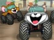 Tom ve Jerry Kamyon Yarışı